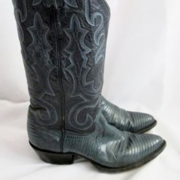 Larry Mahan Shoes - Womens LARRY MAHAN Handcrafted Leather Western